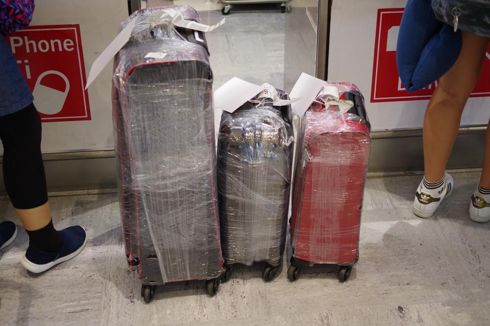 荷物無料配送
