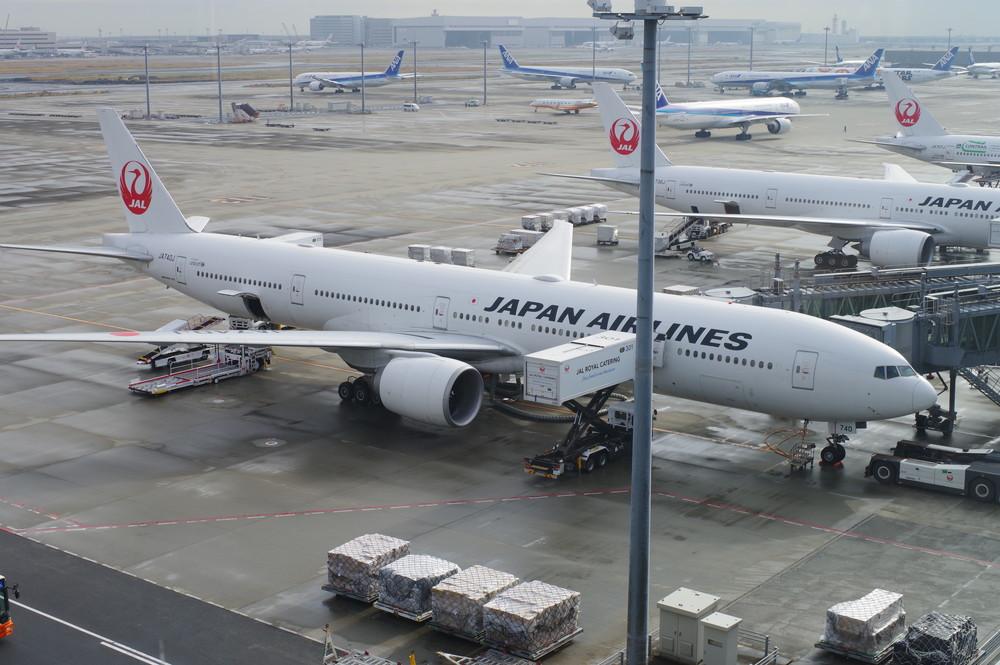 JALビジネスクラス