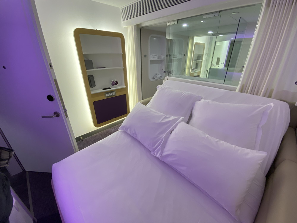 YOTEL AIR HOTELの部屋